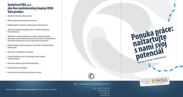 EBG brochure