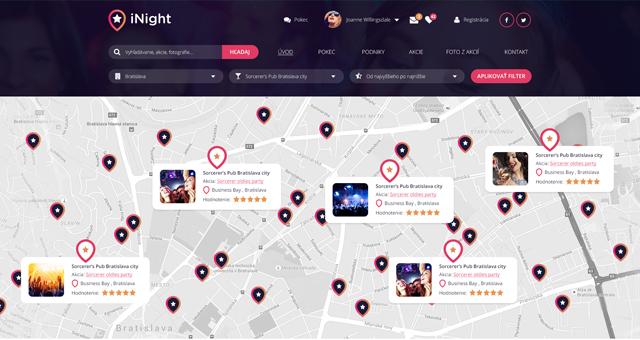 iNight portal