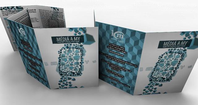 Médiá a My brochure