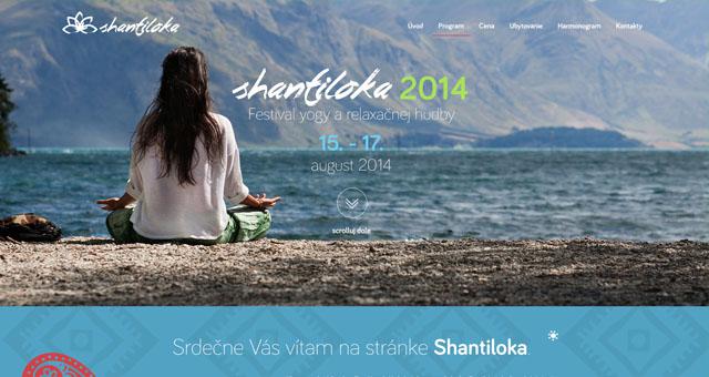 Shantiloka festival